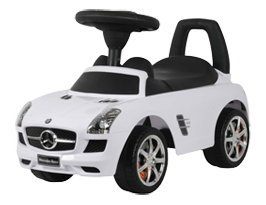 Mercedes-Benz SLS Push-Car