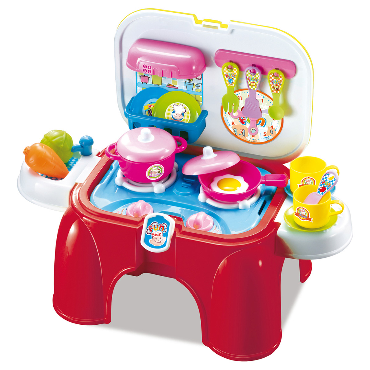 childrens kitchen playset chair - Kitchen Playset