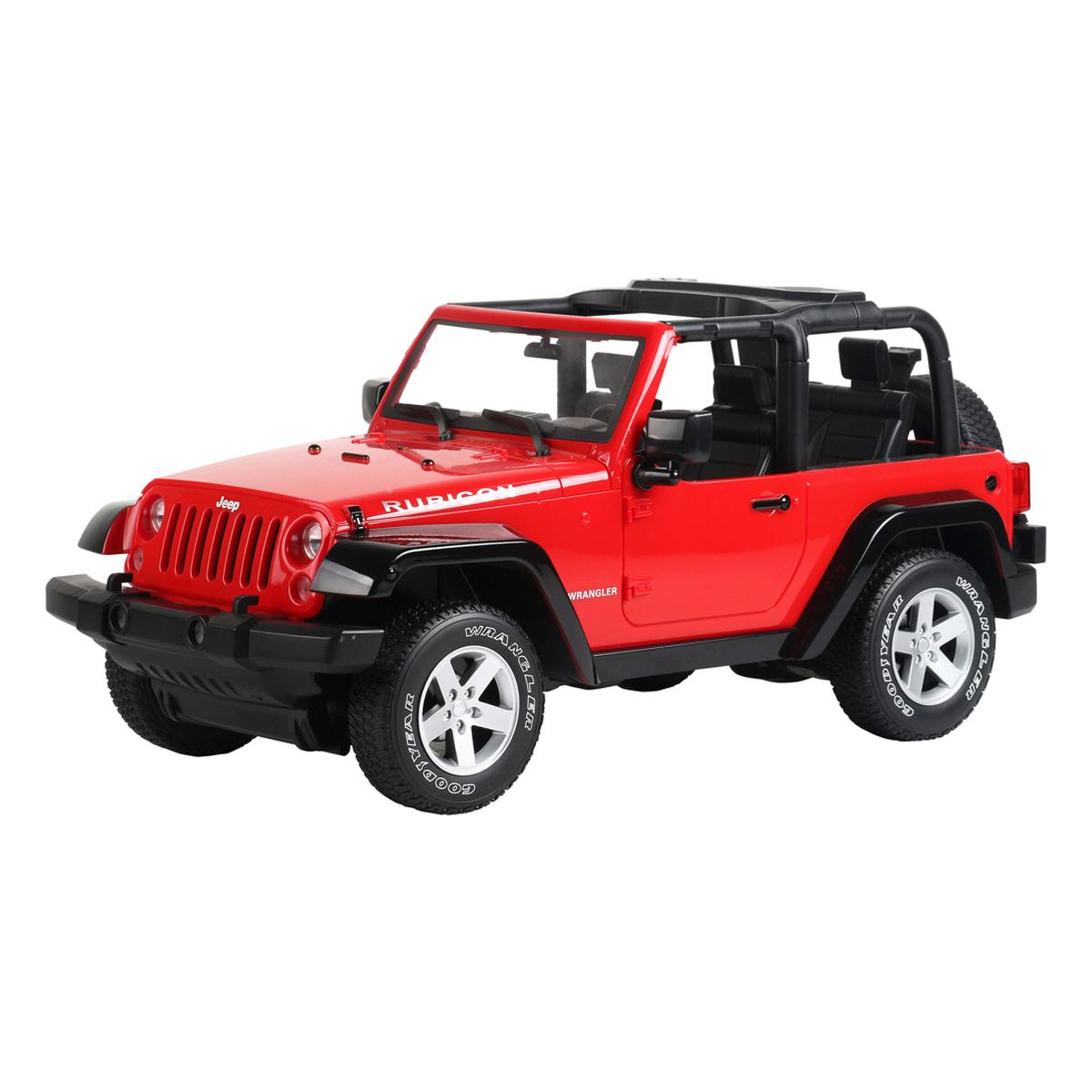 Jeep Wrangler Brc 10 110 Buddy Toys